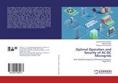 Capa do livro de Optimal Operation and Security of AC-DC Microgrids