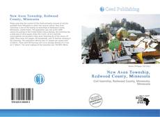 Buchcover von New Avon Township, Redwood County, Minnesota