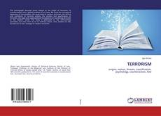 Bookcover of TERRORISM