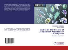 Buchcover von Studies on the Diversity of Zooplankton Population in Cauvery River