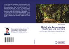 GIs in India: Contemporary Challenges and Solutions kitap kapağı