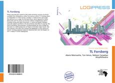 Capa do livro de TL Forsberg