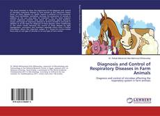 Portada del libro de Diagnosis and Control of Respiratory Diseases in Farm Animals