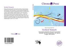 Bookcover of Szilárd Németh