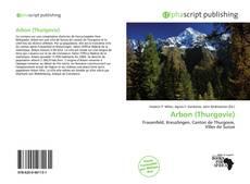 Borítókép a  Arbon (Thurgovie) - hoz