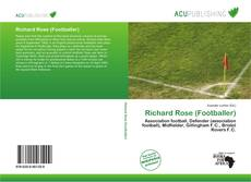 Couverture de Richard Rose (Footballer)