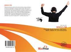 Capa do livro de WSOC-FM