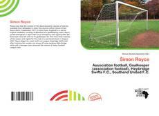 Bookcover of Simon Royce