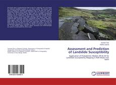 Buchcover von Assessment and Prediction of Landslide Susceptibility