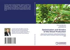 Bookcover of Optimization and Kinetics of Bio-Diesel Production