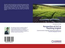 Bookcover of Perspective of CLT in Teaching English