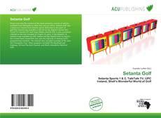 Buchcover von Setanta Golf