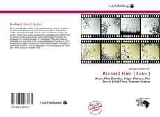 Richard Bird (Actor) kitap kapağı