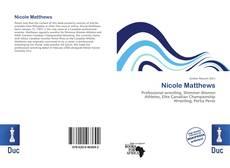 Portada del libro de Nicole Matthews