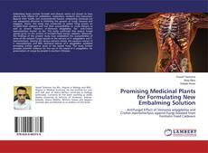 Portada del libro de Promising Medicinal Plants for Formulating New Embalming Solution