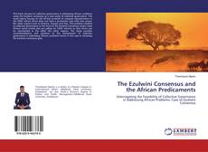 Bookcover of The Ezulwini Consensus and the African Predicaments