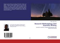Capa do livro de Research Methodology And Scientific Writing