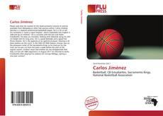 Portada del libro de Carlos Jiménez