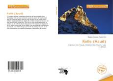 Portada del libro de Rolle (Vaud)