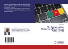 Bookcover of The Remuneration Quagmire of Cameroon's Public Service