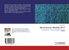 Bookcover of My Grammar Module 2017