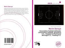 Bookcover of Nevin Saroya