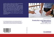 Bookcover of Production and Operations Management