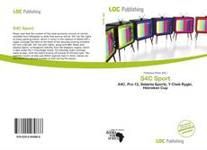 Bookcover of S4C Sport