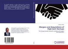 Portada del libro de Mergers and Acquisitions of High-tech Startups