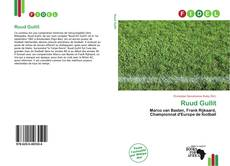 Bookcover of Ruud Gullit