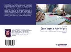 Social Work in Arab Region kitap kapağı