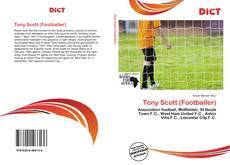 Bookcover of Tony Scott (Footballer)
