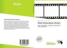 Peter Richardson (Actor)的封面