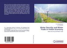 Copertina di Water Security and Water Trade in Indian Economy