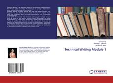 Bookcover of Technical Writing Module 1