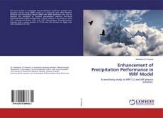 Capa do livro de Enhancement of Precipitation Performance in WRF Model