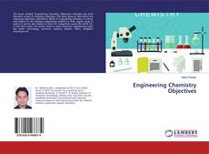 Buchcover von Engineering Chemistry Objectives