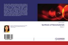 Capa do livro de Synthesis of Nanomaterials