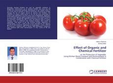 Portada del libro de Effect of Organic and Chemical Fertilizer