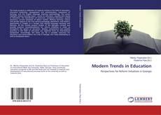 Borítókép a  Modern Trends in Education - hoz