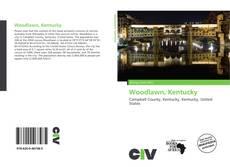 Capa do livro de Woodlawn, Kentucky