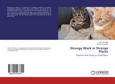 Portada del libro de Strange Work in Strange Places