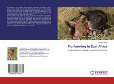 Bookcover of Pig Farming in East Africa