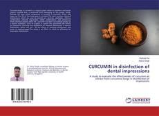 Buchcover von CURCUMIN in disinfection of dental impresssions
