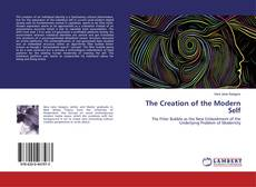 Bookcover of The Creation of the Modern Self
