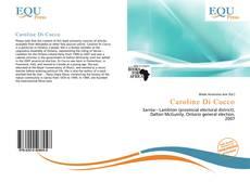 Bookcover of Caroline Di Cocco