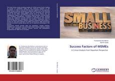Borítókép a  Success Factors of MSMEs - hoz