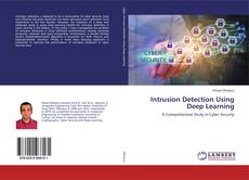 Intrusion Detection Using Deep Learning kitap kapağı