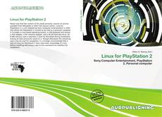 Portada del libro de Linux for PlayStation 2