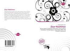 Bookcover of Zaur Hashimov